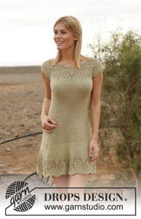 DROPS 138-4 - Платье: Джейд