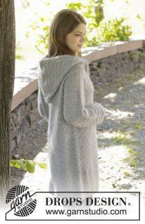 DROPS 157-3 - Жакет «Autumn Getaway»