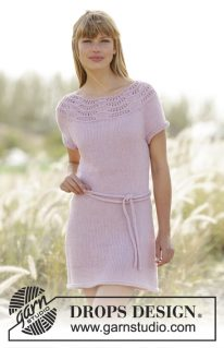 DROPS 167-37 - Платье: Корнелия