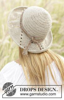 DROPS 167-8 - Шляпа: Моя девочка