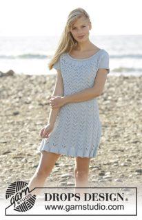 DROPS 177-7 - Платье «Мари»