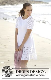 DROPS 178-47 - Платье Испанская Соната