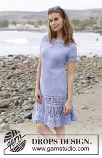 DROPS 186-12 - Платье Квинсленд