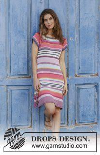 DROPS 187-1 - Платье «Верона»