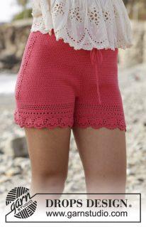 DROPS 190-25 - Шорты: Beach Comfort