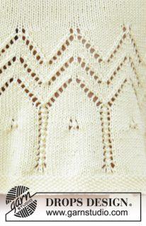 DROPS 191-5 - Платье: Объятие Солнца
