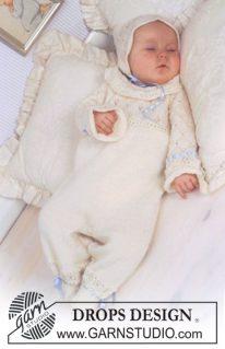 DROPS Baby-11-30 - Комплект для новорожденной