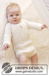 DROPS Baby 25-30 - Боди Simply Sweet