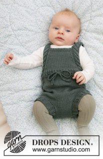 DROPS Baby-33-21 - Комбинезон «Ready to Play»
