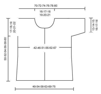 Кофточка Sweet Vanilla - cхема вязания от DROPS DESIGN