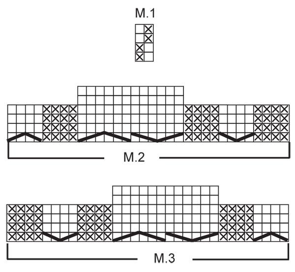 Спальный мешок для крошки - cхема вязания от DROPS DESIGN